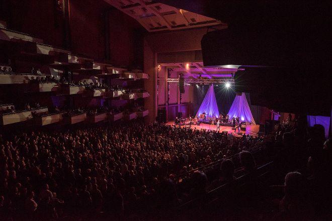 Benaroya Hall, Seattle, United States