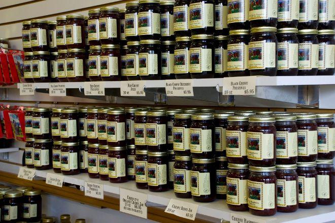 Benjamin Twiggs, legendary cherry products, Traverse City, United States