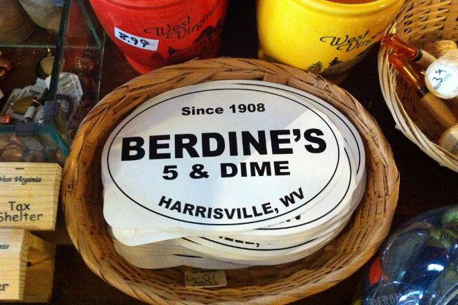 Berdine's Five and Dime, Harrisville, United States