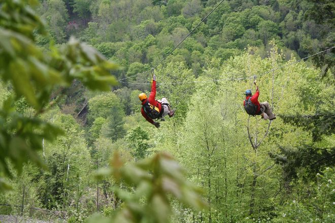 Berkshire East Canopy Tours, Charlemont, United States