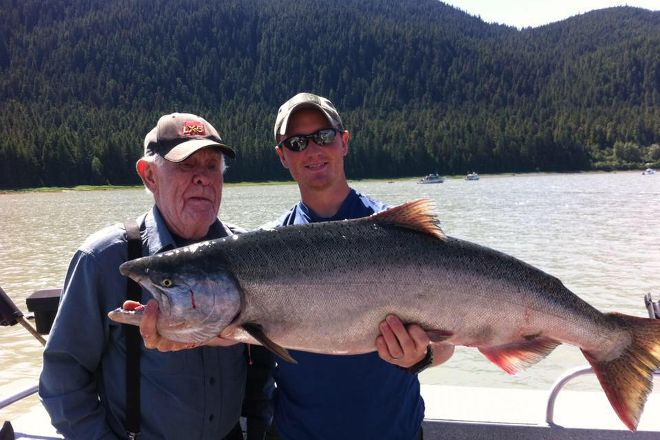 Best Damn Charters, Juneau, United States