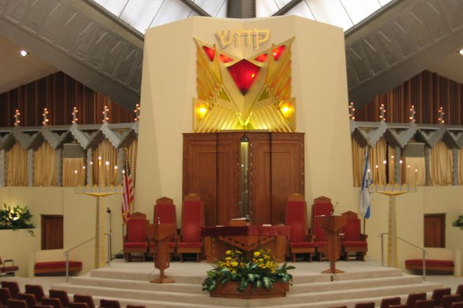 Beth Sholom Synagogue, Elkins Park, United States