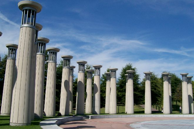 Bicentennial Capitol Mall State Park, Nashville, United States