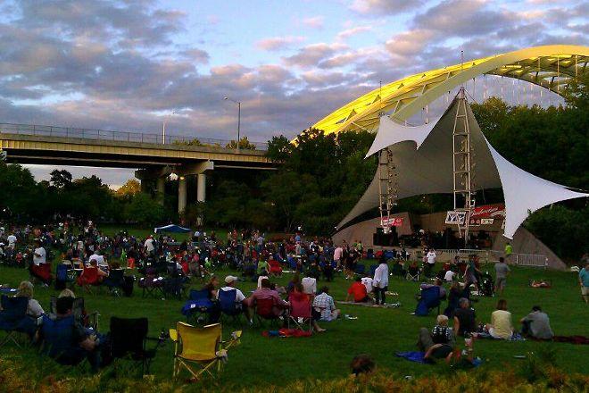 Bicentennial Commons  at Sawyer Point, Cincinnati, United States