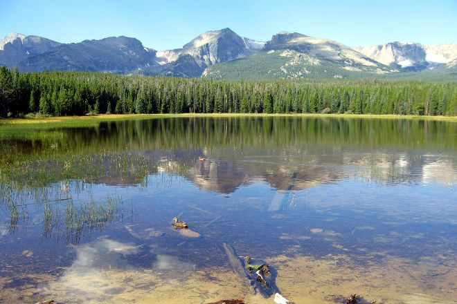 Bierstadt Lake, Rocky Mountain National Park, United States