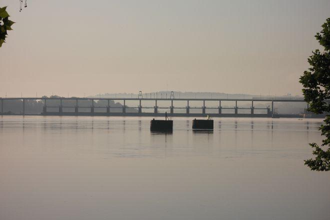 Big Dam Bridge, Little Rock, United States
