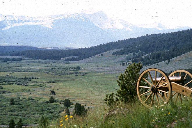 Big Hole National Battlefield, Wisdom, United States
