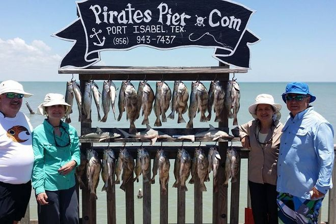 Big Johns Fishing Guide, South Padre Island, United States