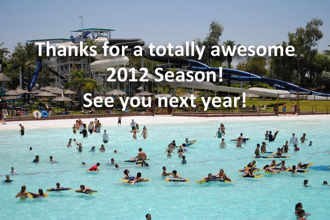 Big Surf Waterpark, Tempe, United States