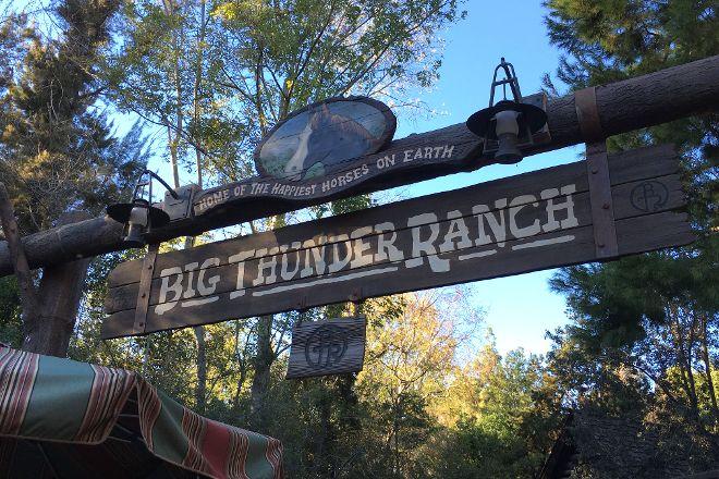 Big Thunder Ranch, Anaheim, United States