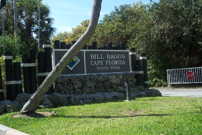 Bill Baggs Cape Florida State Park, Key Biscayne, United States