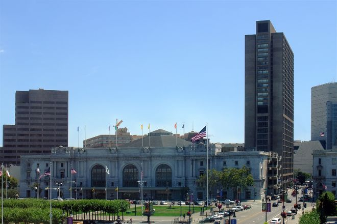 Bill Graham Civic Auditorium, San Francisco, United States