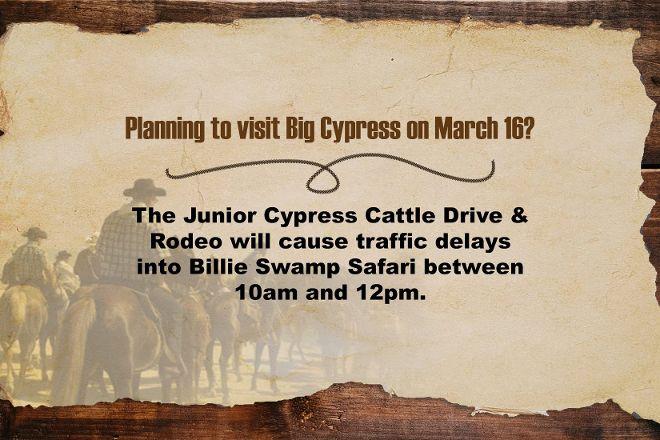 Billie Swamp Safari, Clewiston, United States