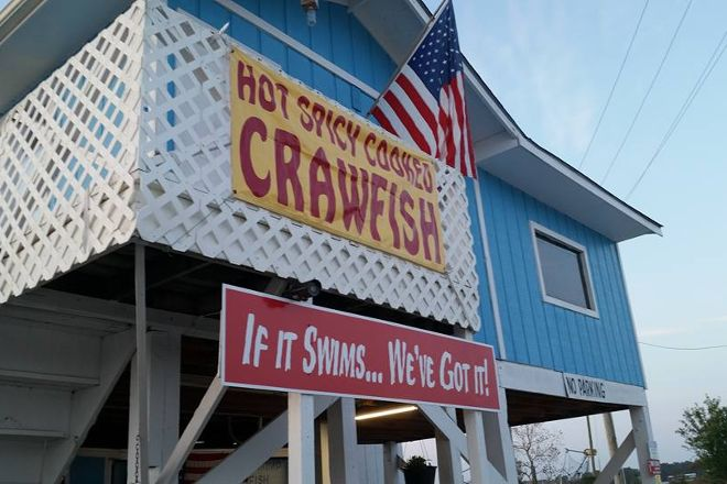 Billy's Seafood, Bon Secour, United States