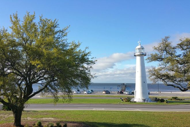 Biloxi Visitors Center, Biloxi, United States
