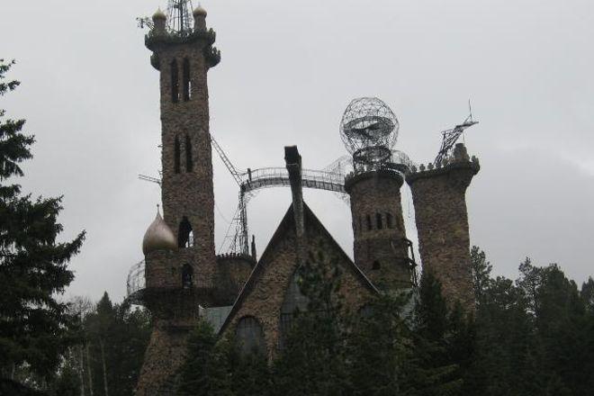 Bishop Castle, Rye, United States
