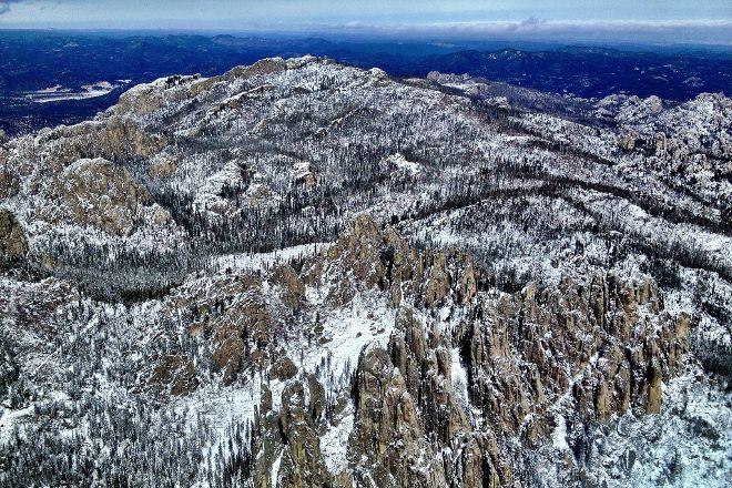Black Hills Helicopters, Keystone, United States