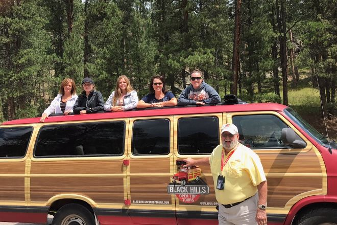Black Hills Open-Top-Tours, Rapid City, United States