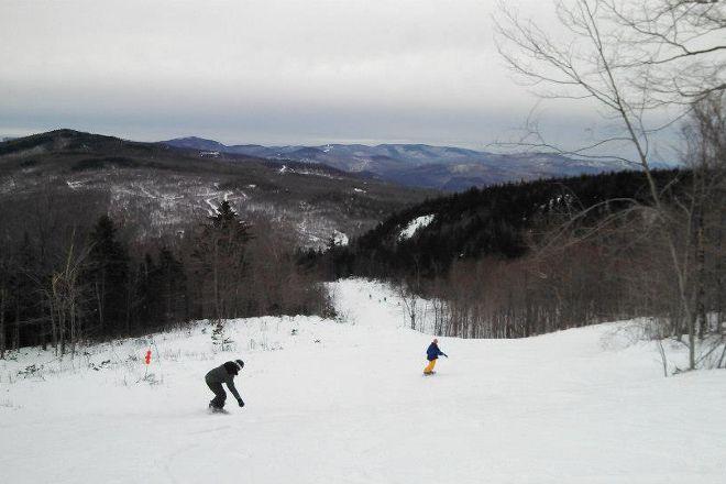 Black Mountain of Maine, Rumford, United States