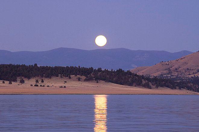 Black Sandy State Park, Helena, United States