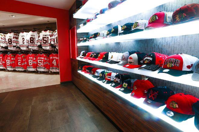 Blackhawks Store, Chicago, United States