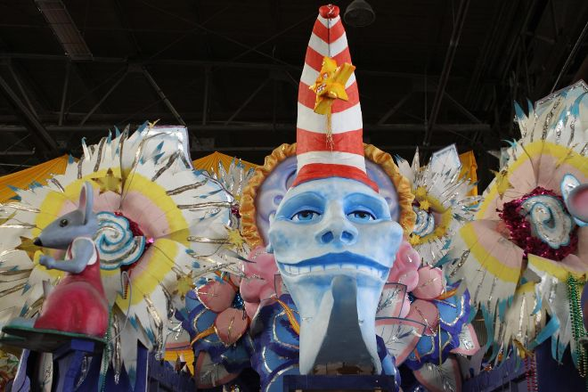 Blaine Kern's Mardi Gras World, New Orleans, United States