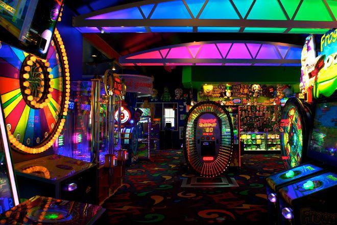 Blast Arcade & Laser Maze, Sandestin, United States