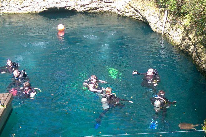 Blue Grotto, Williston, United States