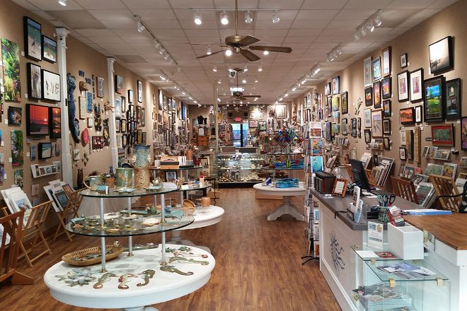 Blue Morning Gallery, Pensacola, United States