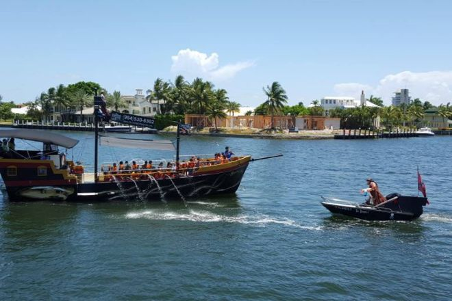 BlueFoot Pirate Adventures, Fort Lauderdale, United States