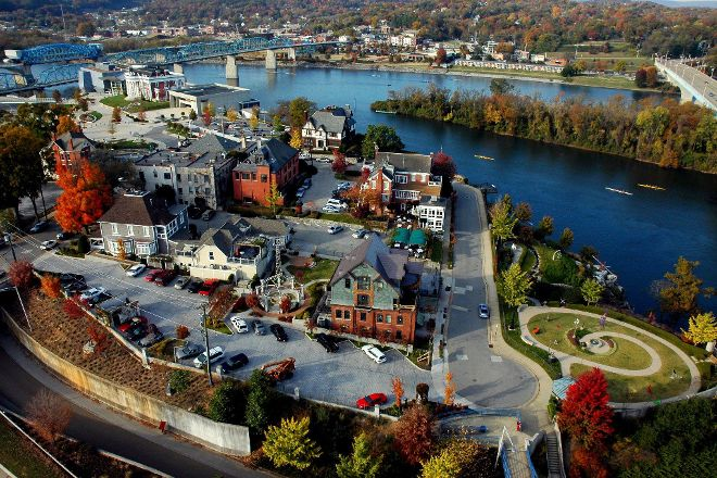 Bluff View Art District, Chattanooga, United States