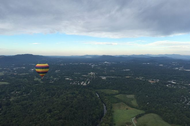 Boar's Head Ballooning - Private Flights, Charlottesville, United States