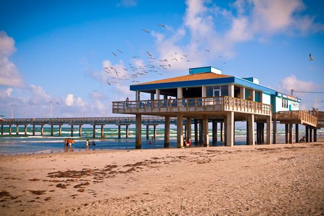 Bob Hall Pier, Corpus Christi, United States