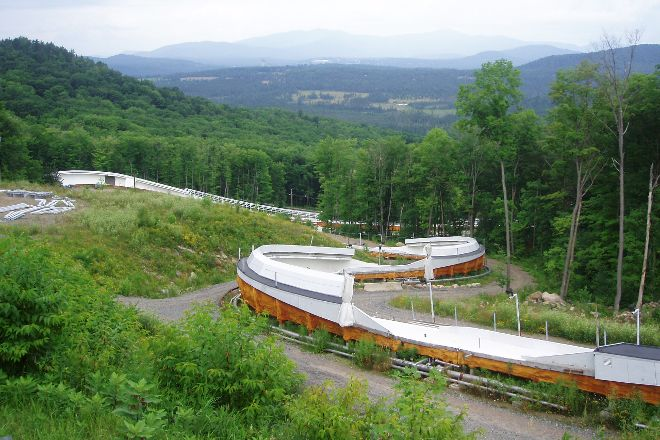 Bobsled and Luge Complex, Lake Placid, United States