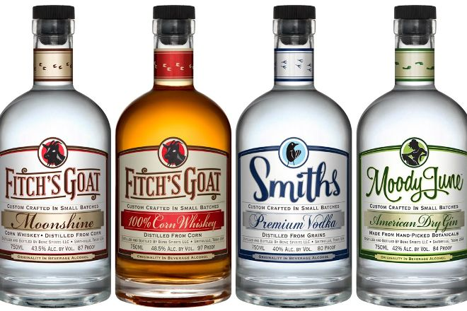 Bone Spirits Distillery, Smithville, United States