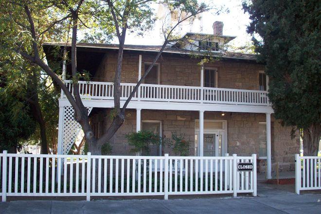 Bonelli house, Kingman, United States