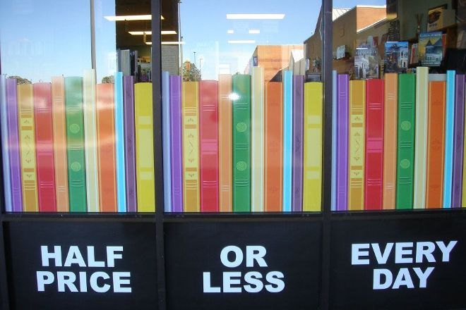 Bookends  Used Bookstore, North Myrtle Beach, United States