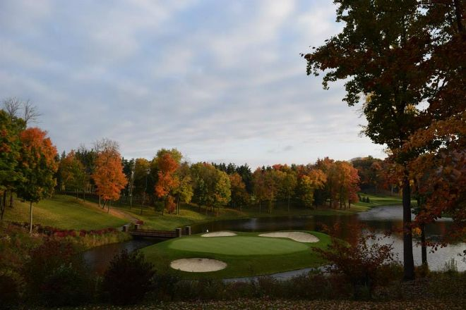 Boulder Creek Golf Club & Event Center, Streetsboro, United States