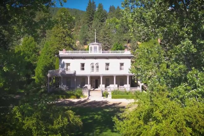 Bowers Mansion Regional Park, Carson City, United States