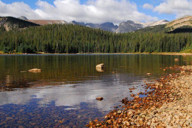 Brainard Lake Recreation Area, Ward, United States