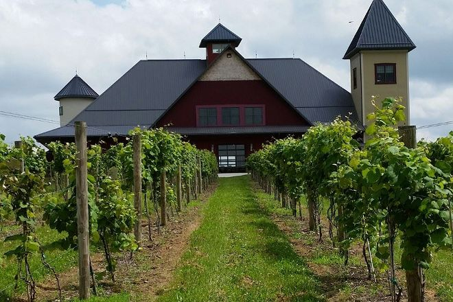Breitenbach Winery, Dover, United States