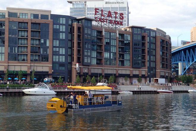 BrewBoat CLE, Cleveland, United States