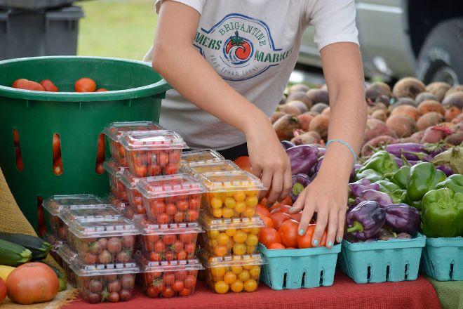 Brigantine Farmers Market, Brigantine, United States
