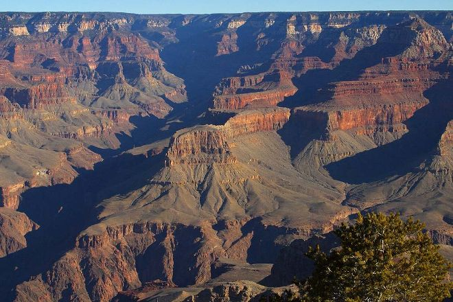 Bright Angel Point, Grand Canyon National Park, United States