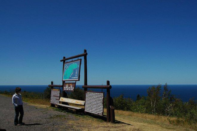 Brockway Mountain Drive, Copper Harbor, United States