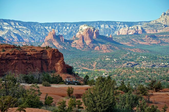 Broken Arrow Trail, Sedona, United States