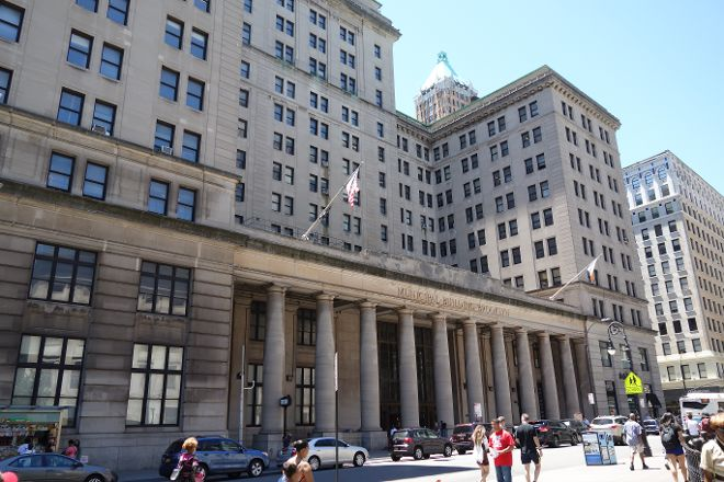 Brooklyn Municipal Building, New York City, United States