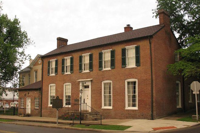 Brown-Pusey House, Elizabethtown, United States