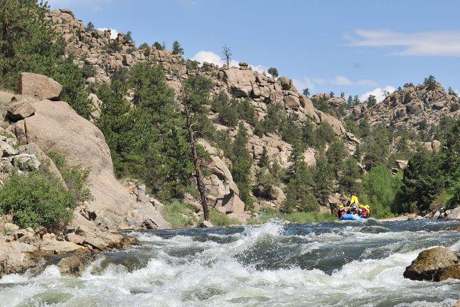 Browns Canyon Rafting, Buena Vista, United States