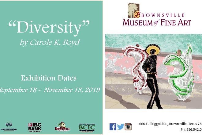 Brownsville Museum of Fine Art, Brownsville, United States